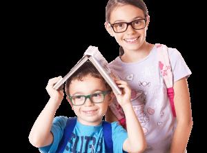 Gafas para niños Óptica Lizarduy