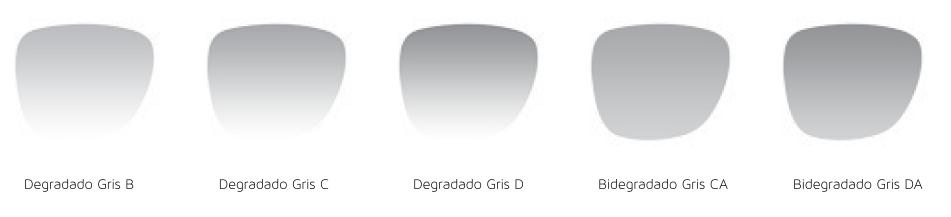 grises degradados