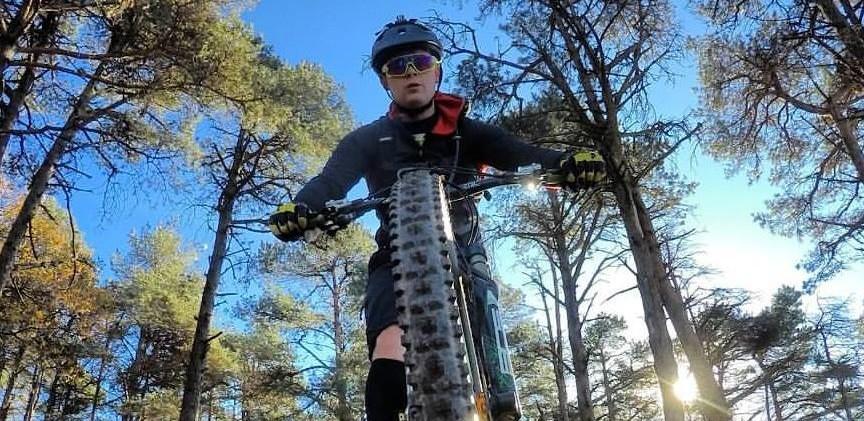Montan bike gafas