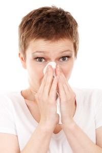 congestion alergias